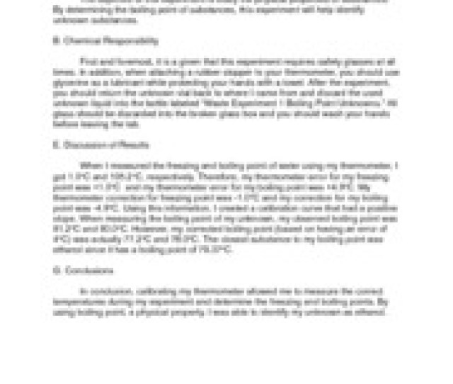 1 Pages Boiling Heat Determination Lab Report