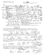 Monomials Worksheet With Answers