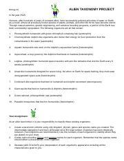 10 Taxonomyproject