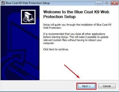 K9 Web Protection برنامج حجب المواقع الغير مرغوب فيها 4