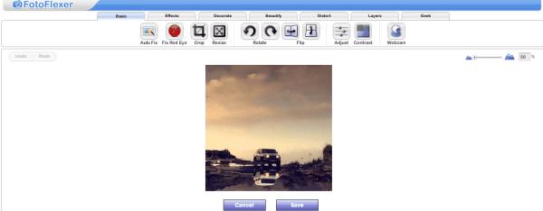 تعديل الصور بدون برامج أو تطبيقات