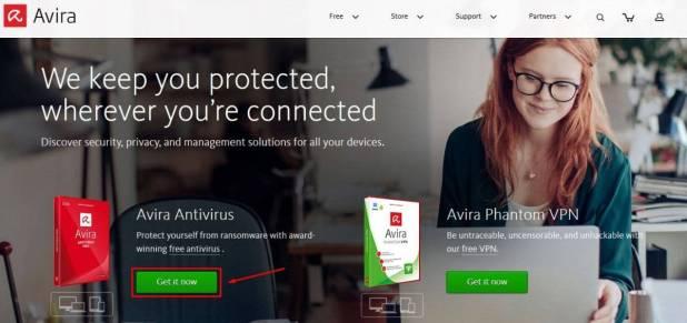 تحميل برنامج أفيرا انتي فيروس المجاني 2018