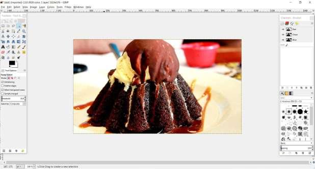 تحميل برنامج gimp لتعديل الصور