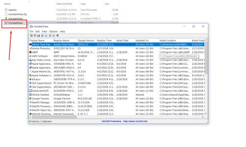 طريقة سهلة لعملية حذف البرامج من جذورها من علي الكمبيوتر