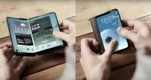 تسريبات Galaxy X أول هاتف من سامسونج قابل للطي