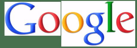 تاريخ شعار google الخامس