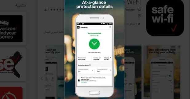 تحميل تطبيق Safe Wi Fi لحماية هاتفك من تجسس شبكات الواي فاي المفتوحة