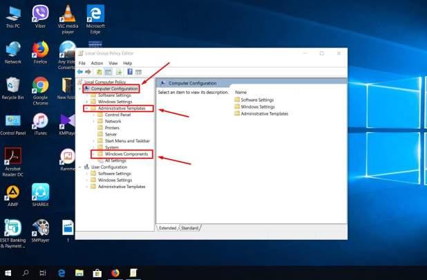 خطوات إيقاف تحديثات الويندوز بدون برامج