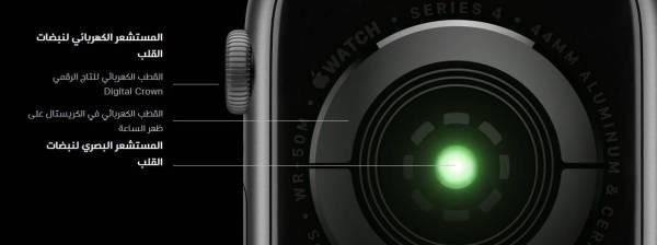 Apple Watch Series 4 رقم 4