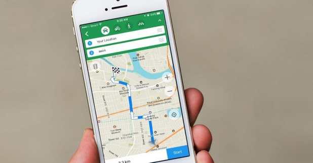 تحميل تطبيق خرائط بدون إنترنت للاندرويد وللايفون وشرح كيفية استخدامه