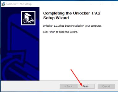 طريقة سهلة لحل مشكلة حذف الملفات