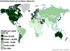 distribution of wealth 1