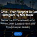 NICK MALAK – OWN THE GRAM