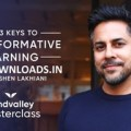 Vishen Lakhiani (MindValley) – The 3 Keys to Transformative Learning