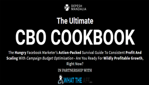 Depesh Mandalia – Ultimate CBO Cookbook