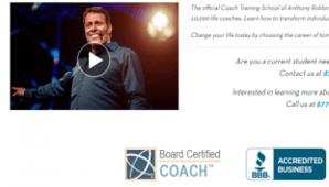 Robbins Life Coaching Training – Robbins Madanes Training