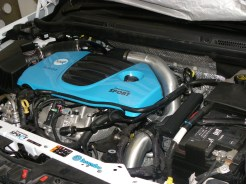 Astra J VXR Uprated Performance Intercooler - Engine and Pipework