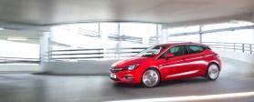 New Vauxhall Astra 2015