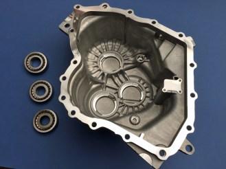 Revised Endcase showing bearings
