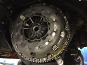 CDTi Clutch and Single mass Flywheel Assembly