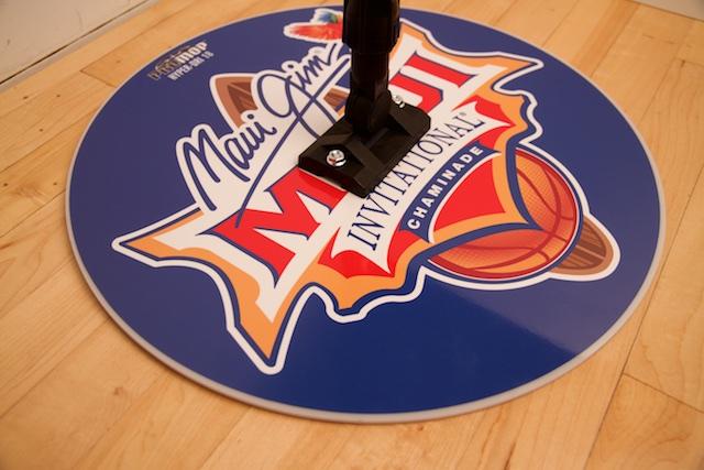 MAUI INVITATIONAL - HYPER-DRI 18 BASKETBALL/VOLLEYBALL SWEAT MOP