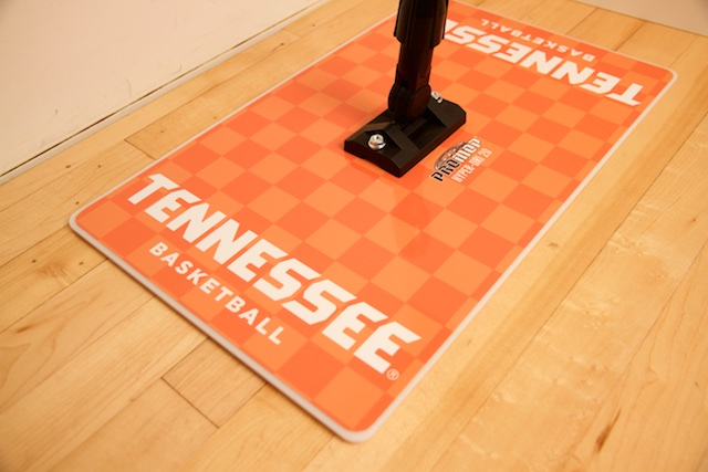 TENNESSEE - PROMOP HYPER-DRI 20 CUSTOMIZED BASKETBALL/VOLLEYBALL MOP - WITH CUSTOM LOGO AND TEAM COLORS