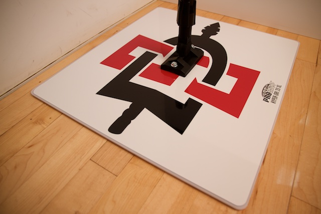 SAN DIEGO - PROMOP HYPER-DRI 20XL CUSTOMIZED BASKETBALL/VOLLEYBALL MOP - WITH CUSTOM LOGO AND TEAM COLORS