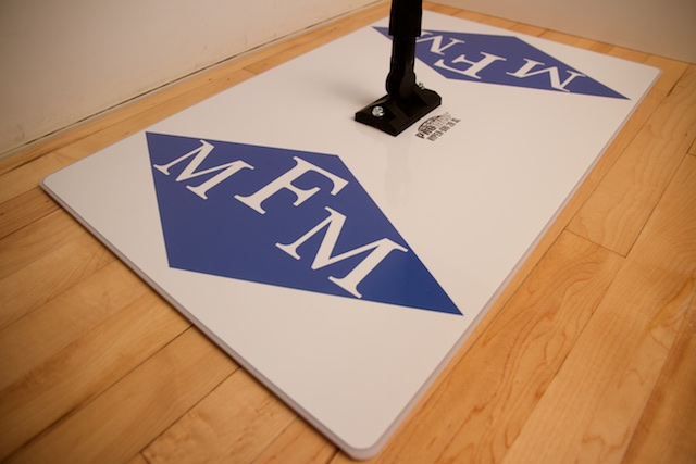 PROMOP HYPER-DRI 28XL BASKETBALL / VOLLEYBALL SWEAT MOP - customized with team logo and colors