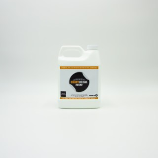 SLIP-RESISTANT, PROTECTIVE COATING, FOR VINYL DECAL ON BASKETBALL COURTS - HIGH GLOSS