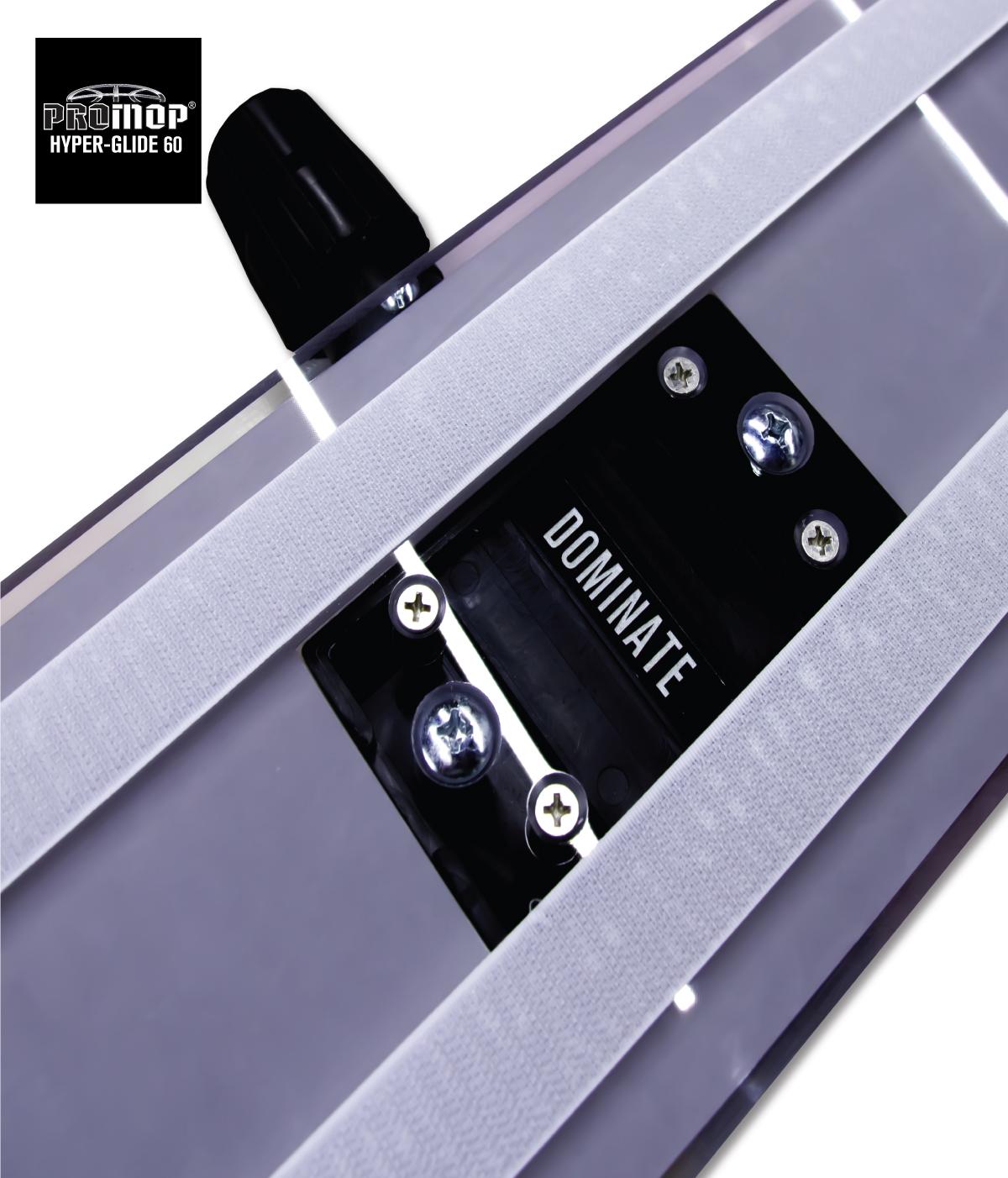 PROMOP HYPER-GLIDE 60 VELCRO STRIPS