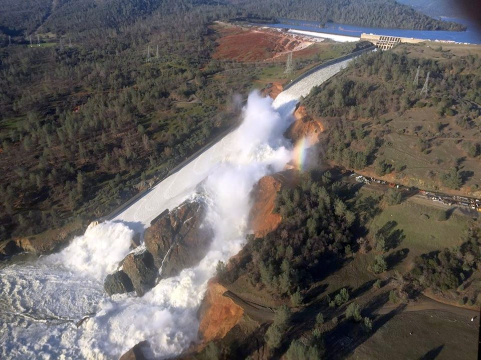 California Pushed to Revamp Water Plans for Increasingly Wild Weather