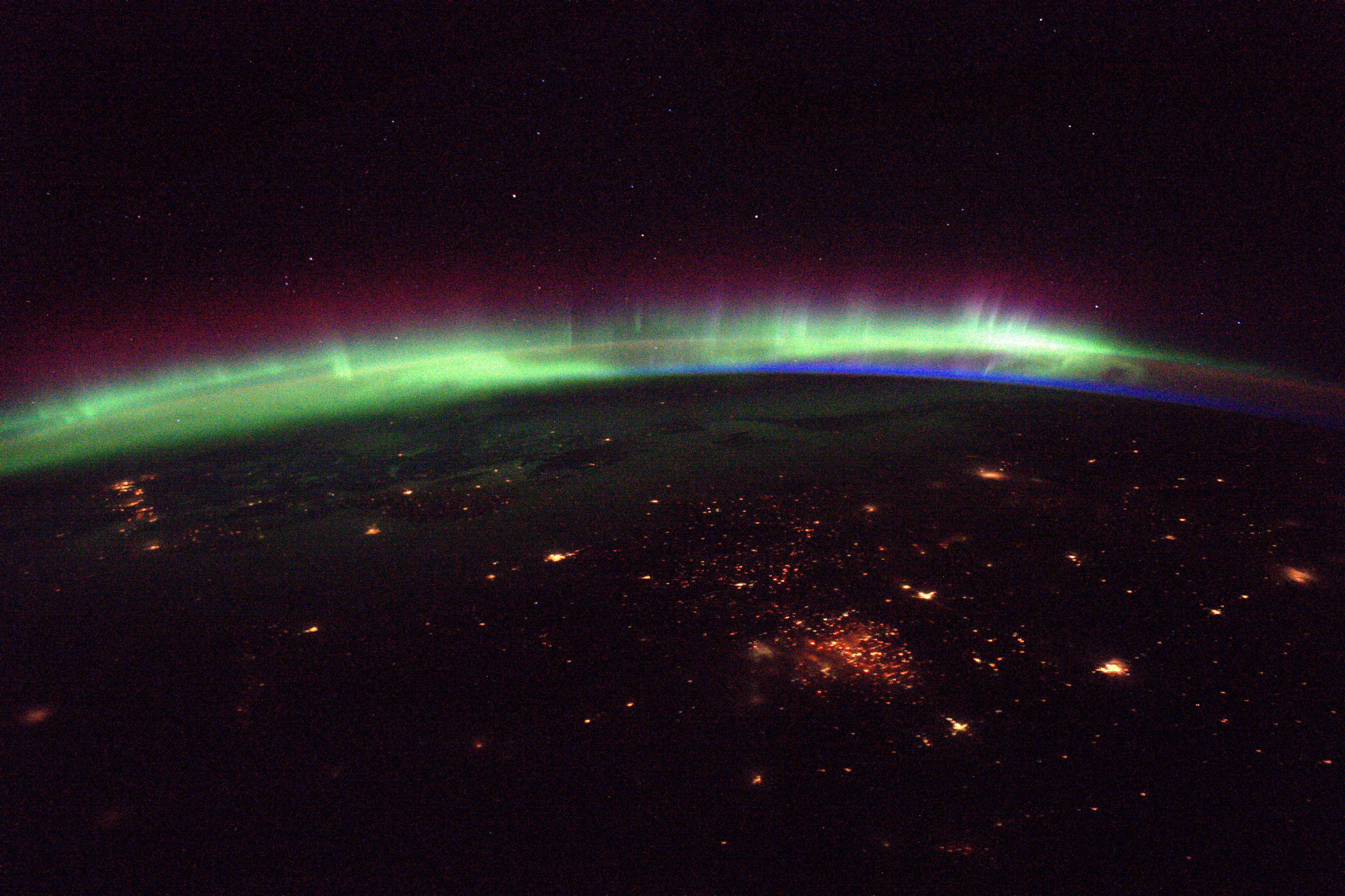 nasa aurora - photo #23