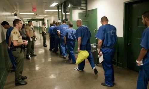 Los Angeles County Mens Jail