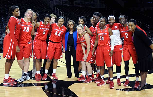 College essay examples rutgers womens basketball