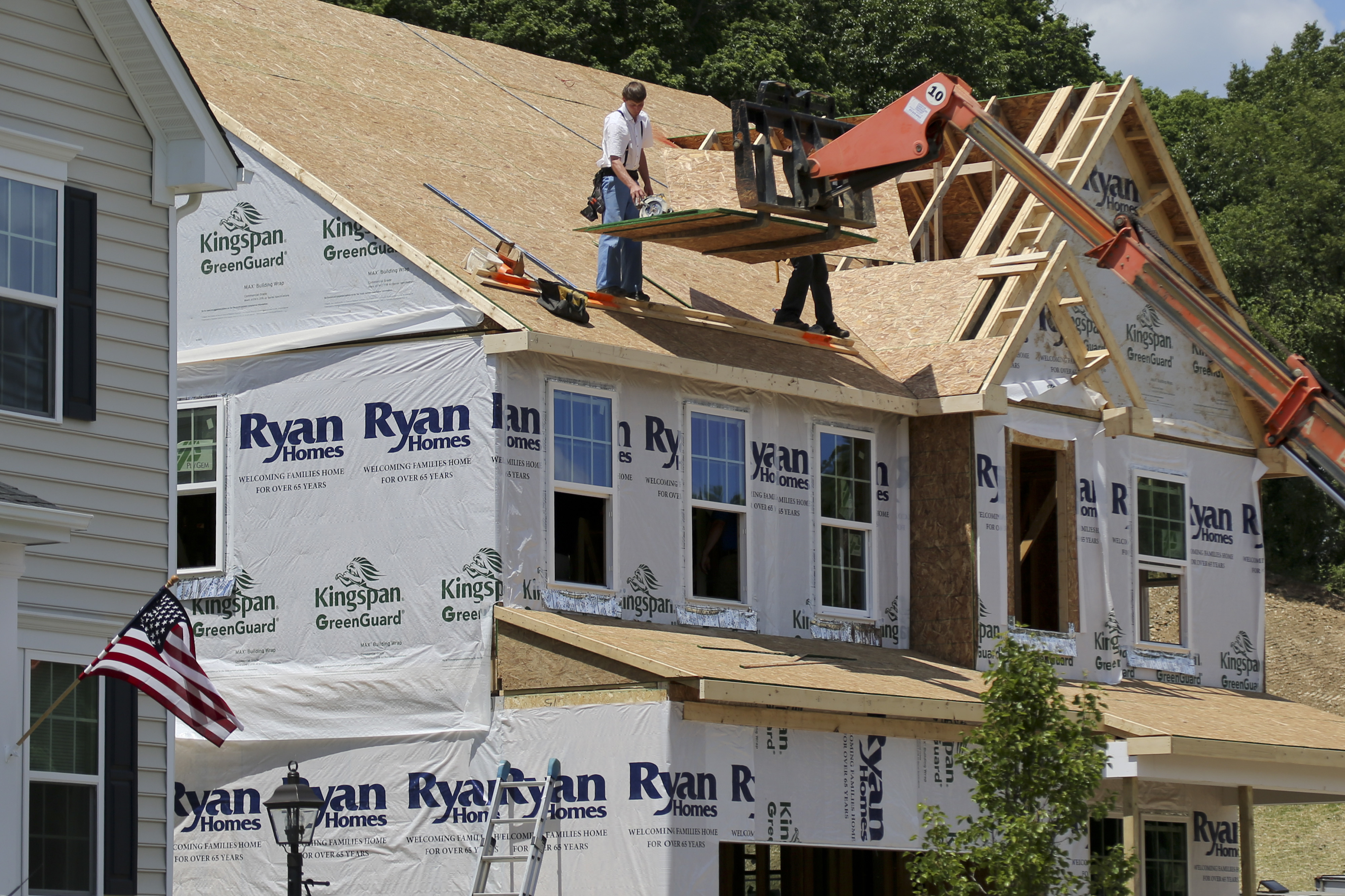 June Housing Starts Shoot Higher as Demand Remains Strong