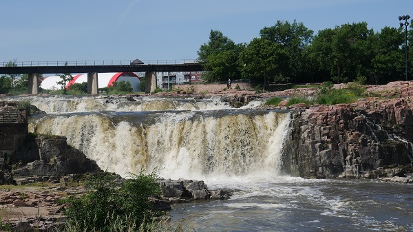 Sioux Falls, South Dakota. (Photo by Chris Marshall/CNS)