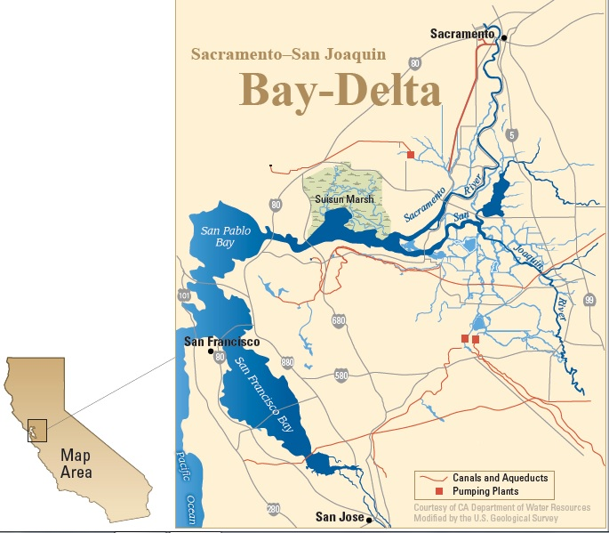 Farmers Environmentalists Join to Battle Planned Delta Tunnels Project