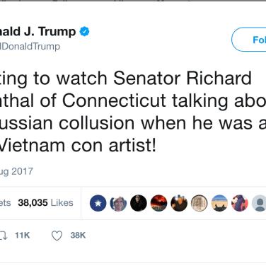 trump blumenthal
