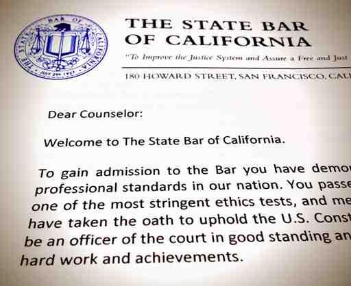 California High Court Probes Leak of Bar Exam Essay Topics