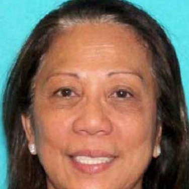 This undated photo provided by the Las Vegas Metropolitan Police Department shows Marilou Danley. Danley is being sought by the LVMPD for questioning in connection with the investigation into the active-shooter incident on Oct. 1, 2017. (Las Vegas Metropolitan Police Department via AP)
