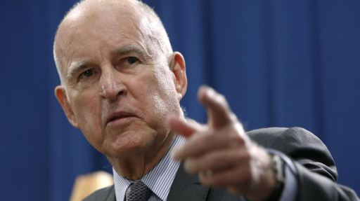 California Gov. Jerry Brown Delivers 2018 State of the State
