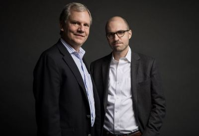 New York Times Publisher Hands Reins Over to Son