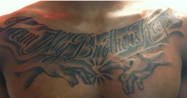 Tattoo Artist Wants Cut Of Nba2k For Copied Ink