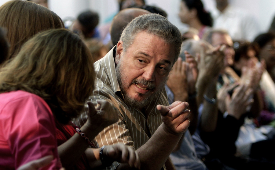 Cuba State Media: Fidel Castro's Son Has Killed Himself