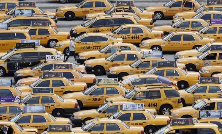 Taxi Companies Claim County Rules Favor Uber Over Cabs