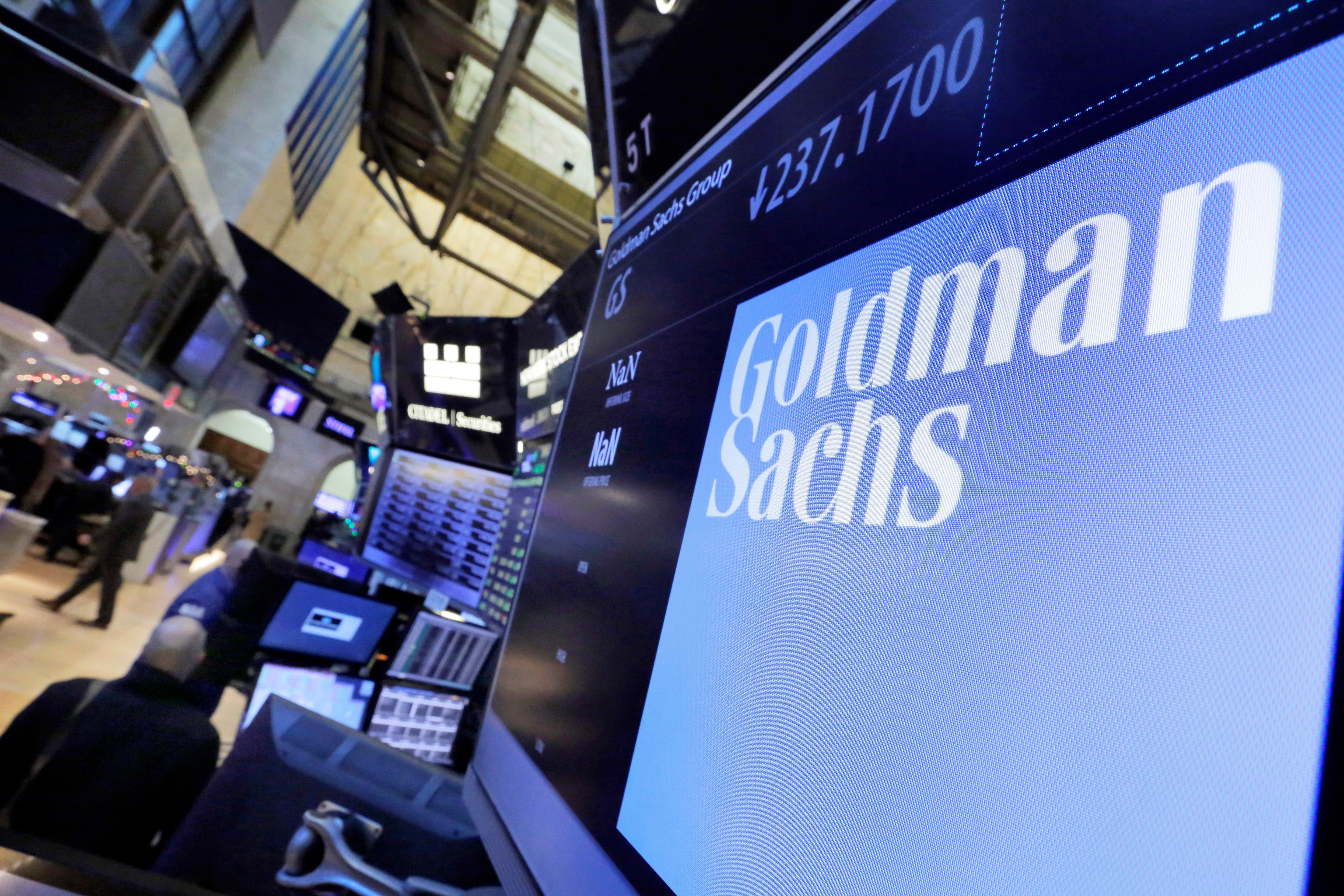 Abu Dhabi Funds Embroiled in 1MDB Scandal Sue Goldman Sachs