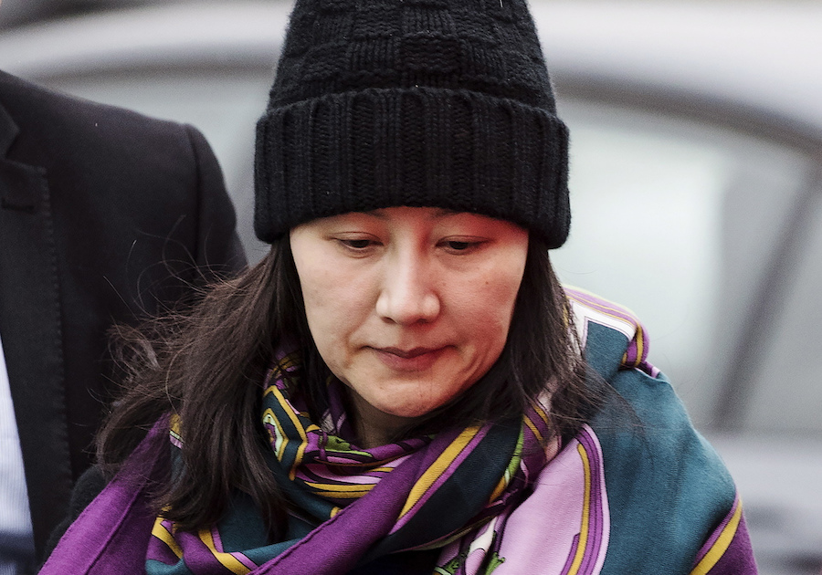 Lawyers Focus on Trump Comments at Huawei Executive's Extradition Hearing – Courthouse News Service