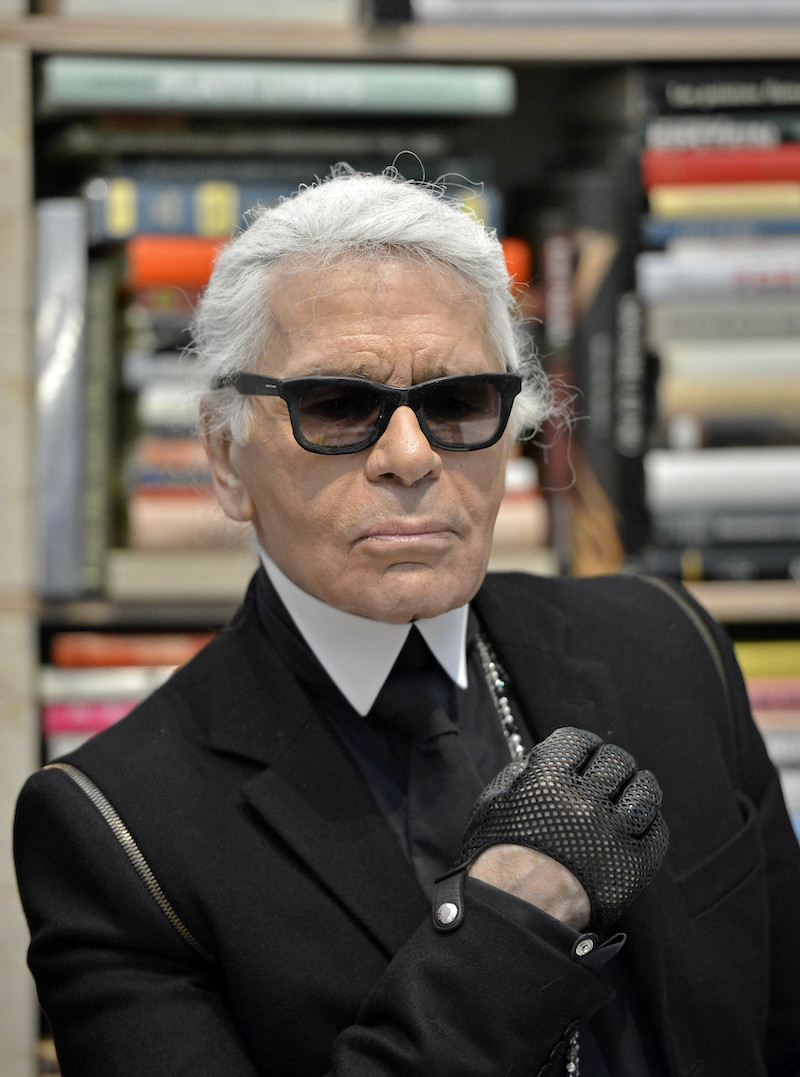 3d4b118484 Chanel  Iconic Couturier Karl Lagerfeld Has Died