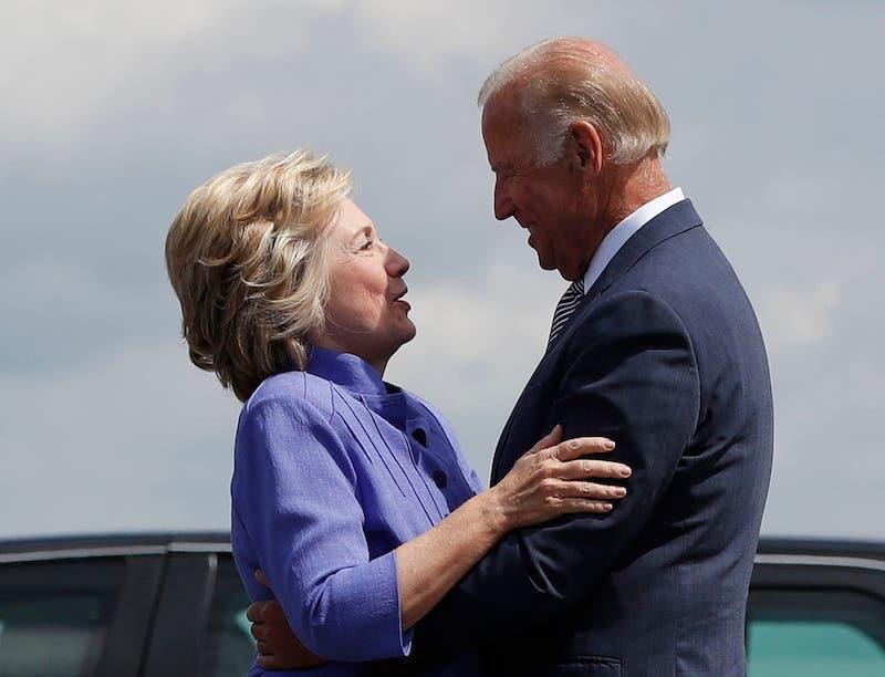 Joe Biden: Hillary Clinton Should Take Six Days Off the