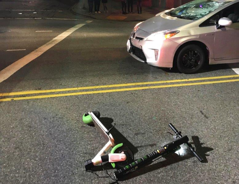 Spread of Electric Scooters Brings More Injuries and Deaths